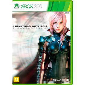 Final Fantasy Xiii 3 Lightning Returns Xbox 360 One Lacrado