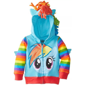 Sudaderas My Little Pony Azul Lila