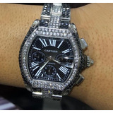 Relojes De Lujo Mujer: Relojes De Oro - Cartier