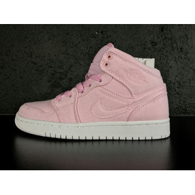 quality design 194e7 f0fbb Zapatillas Dama Jordan Air 1 Re Hi Og Laser Bg