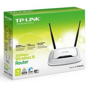 Router Tp-link Tl-wr841n 300 Mbps