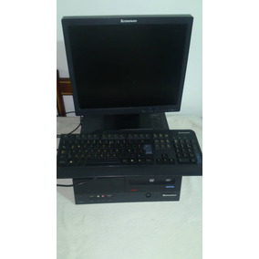 Computador Lenovo +teclado+monitor+ Mouse