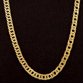 5d5e7909629ad Corrente Ouro 18k Grumet duplo Oca 60cm 30grs F gaveta. R  5.400