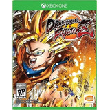 Dragon Ball Z Fighter Xbox One