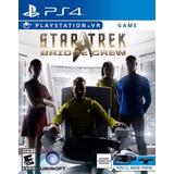 Star Trek Bridge Crew Ps Vr - Tdlv