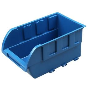Gaveta Plástica Azul Para Componentes N°5-marcon-5a