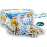 Barra De Banana Diet ( Sem Açúcar) - 24 Unidades - Academia