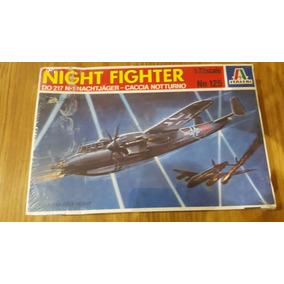 Avión Night Figter Do217, 1.72, Italeri