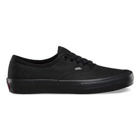 8253be44151 Tênis Vans Mn Pro Authentic Preto Preto Original