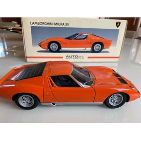 Lamborghini Miura Autoart 1/18