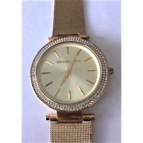 Relógio Pulso Feminino Michael Kors Aço Dourado Mk3368