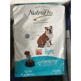 Nutrapro Light 7,5 Kg Entrega Gratuita Quito
