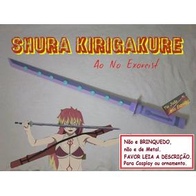 Ao No Exorcist Espada Da Shura