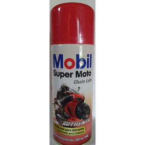Oleo Lubrificante Corrente Mobil Spray Chain Lube 200ml