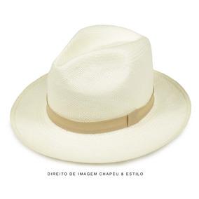 d0927be0d8eb3 Chapeu Panama Masculino Legitimo - Chapéus Panamá no Mercado Livre ...
