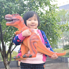 Dinossauro Tiranossauro T Rex 65cm Grande Gigante Big Barato