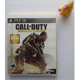 Call Of Duty Advanced Warfare Play Station Ps3