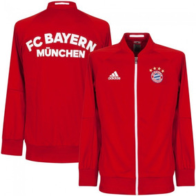 Chamarras Sudaderas adidas Bayern Munich 2016-17 Originales 45084e10857b3