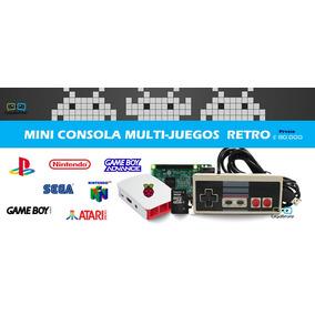 Consola Retro Raspberry Pi3
