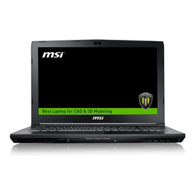 Msi We73 I7-8750h Fhd 17 P2000 Ssd 2tb M.2 Ram 32gb