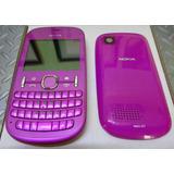 Celular Nokia Asha 201 (unefon) Fiusha (envió Por Correos)