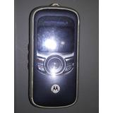 Motorola E 380 Gsm Vintage De Colección Telcel