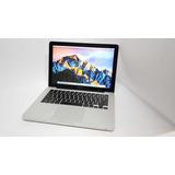 Macbook Pro 13 Core I5 4 Ram 500gb