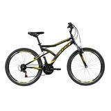 Bicicleta Mtb Caloi Andes Aro 26 Susp Dianteira 21 Marchas