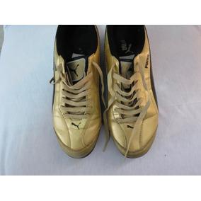 9ddae699280 Tenis Pontal Feminino Puma - Tênis para Feminino Dourado escuro no Mercado  Livre Brasil