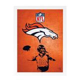 73feaeb3ac Camisa Nfl Broncos Peyton Manning no Mercado Livre Brasil