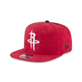 New Era Houston Rockets Nba Gorra 9fifty Mod Suade Gamuza Nv b6f54efaf2e