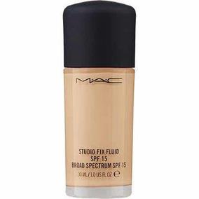Base Mac Studio Fix Fluid Nc30 Produto De Beleza Maquiagem