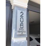 Numeros Residenciales Casa U Oficina Personalizads Oferta!!