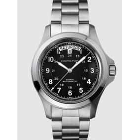 Reloj Hamilton Field King Automatico 100% Original