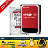 Wd Red Pro 6tb Nas Internal Hard Drive Sata 6 Gb/s, 256 Mb