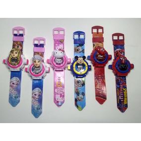 e4d70ce5cdb Relógio Infantil Digital Projetor 24 Imagens Luzes