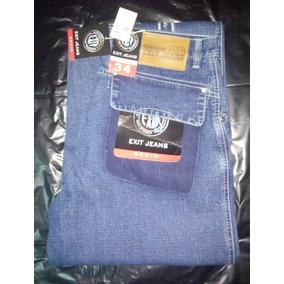 Pantalón Blue Jeans Tipo Carpintero De Caballeros