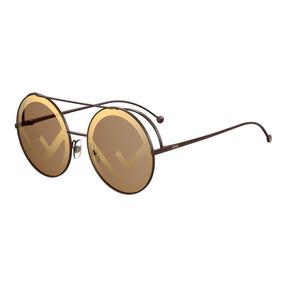 Oculos Feminino - Óculos De Sol Fendi Com lente polarizada no ... 454f6d152a