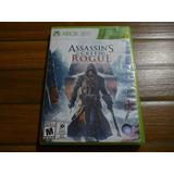 Assassin´s Creed Rogue Xbox 360