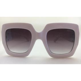 bda4d3383038c Óculos De Sol Chanel Branco - Óculos no Mercado Livre Brasil