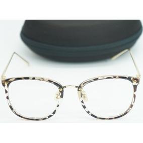 Óculos De Grau Quadrado Dior - Óculos no Mercado Livre Brasil 49bbbce2ec