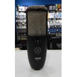 Akg Microfone Condensador Perception P420 Oficial