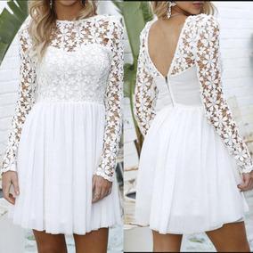 Vestidos blancos para grado