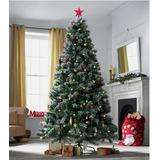 Pvc Artificial Árbol De Navidad Para La Decoración De Navida