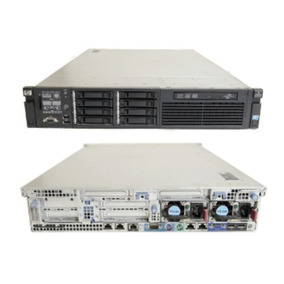 Hp Proliant Dl380 G4 Dual Intel Xeon 3 2ghz 2gb 4x72dd 15k