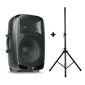 Caixa Ativa Staner Ps1501 Bluetooth/fm + Tripe Ps 1501