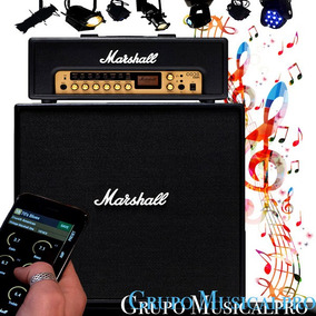Marshall Code 100h Cabeçote Code 412 Caixa + Footswitch