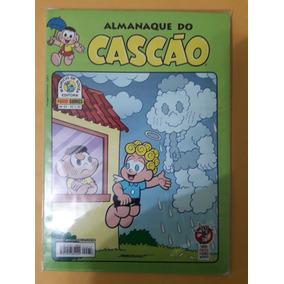 Revista Almanaque Do Cascao N°57