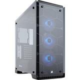 Chasis Torre Corsair Crystal Series 570x Rgb Para Pc Vidrio