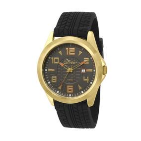 Relógio Condor Masculino Dourado Co2115wb